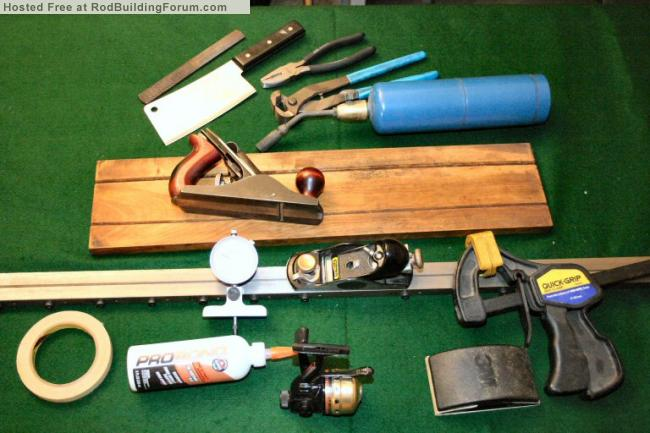 Tools Youll Need To Build A Bamboo Rod Bamboo Rods General