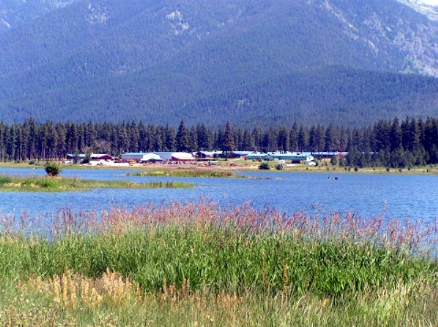 Kicking Horse Reservoir - Trips, Stories and Photos - Rod Building